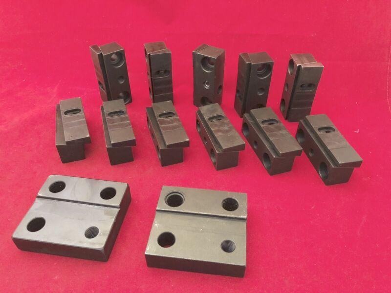 NC LATHE Turret Blocks / Wedges