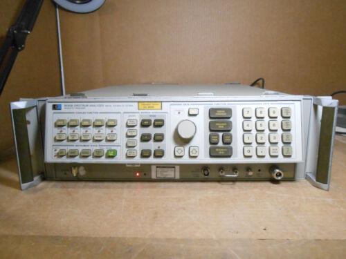 HP 8566B SPECTRUM ANALYZER 100Hz-2.5 GHz/ 2-22GHz