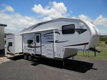 2012 Forest River rockwood ultralight 5th wheeler and isuzu dual Laidley South Lockyer Valley Preview