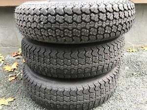 Trailer tires and rims for sale
