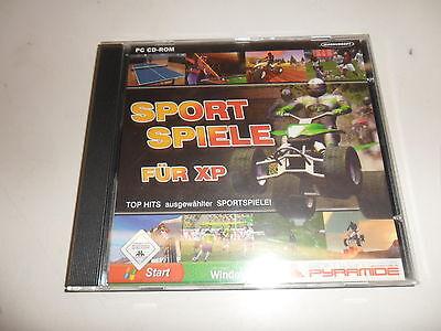 PC  Sport Spiele für XP (Sport-spiele Für Pc)