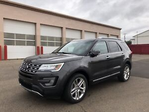 2016 Ford Explorer Limited AWD Premium Package