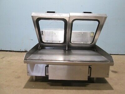 American Griddle Hd Nsf Commercial 36w 208-240v 3 Electric Steam Griddle
