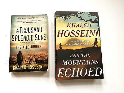 A Thousand Splendid Suns And The Mountains Echoed by Khaled Hosseini