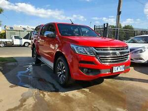 2017 Holden Colorado LTZ Duel Cab Ute AUTO TURBO DIESEL Williamstown North Hobsons Bay Area Preview