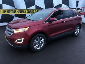 2016 Ford Edge SEL, Automatic, Navigation, Pan Sunroof, AWD