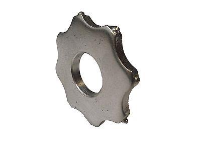 Edco Cpu-12 Scarifier Grinder  8 Carbide Tip Traffic Concrete Box 50 Pcs