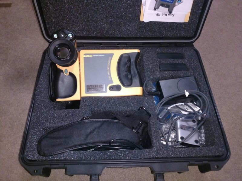 Fluke TIR2 Thermographic Camera