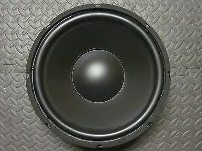 """NEW 12/"""" Woofer Speaker.8ohm.Twelve inch Bass.subWoofer.Sub Driver.12inch.Poly."""