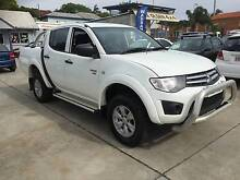2011 Mitsubishi Triton Ute...Fit for a tradie! Great deal! Chermside Brisbane North East Preview