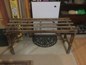 Antique Beatty Wash Tub Stand