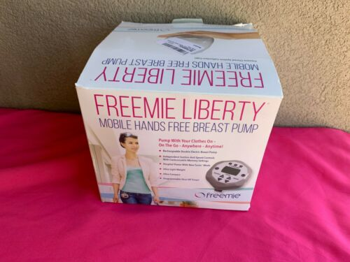Freemie Liberty Wearable Breast Pump System Hands Free