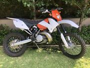 KTM 250 EXC 2007 - Low Hours - Immaculate Bike Hunters Hill Hunters Hill Area Preview