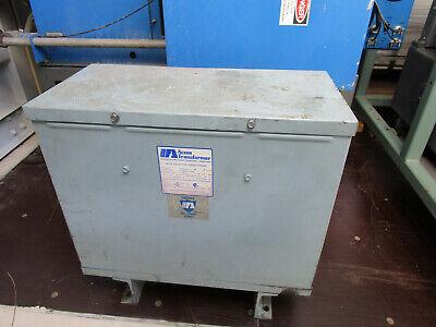 575460v Outdoor 20 Kva Isolation Transformer Acme Brand Compact Unit