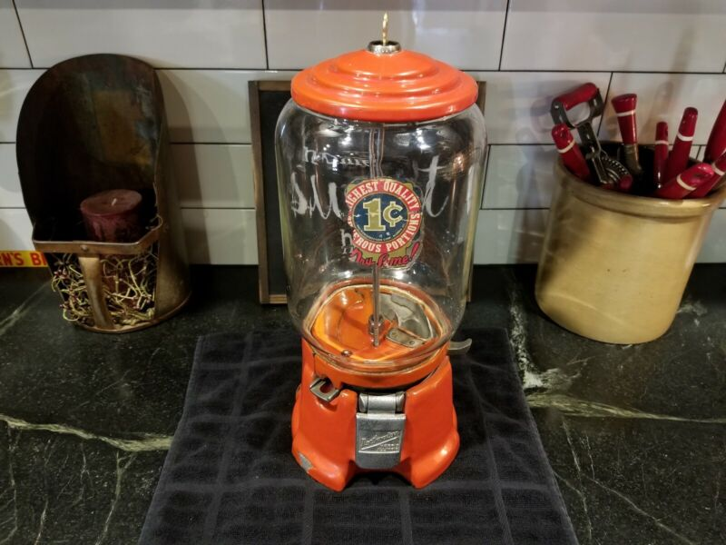 Antique Northwestern 39 Gumball Machine
