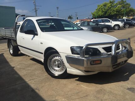 2007 Ford Falcon Ute Moorooka Brisbane South West Preview