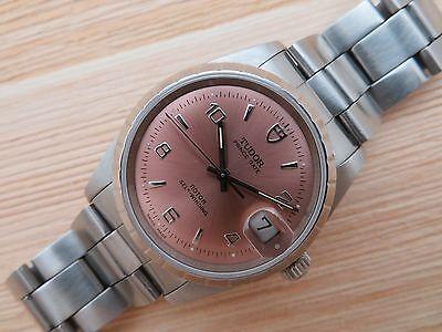 1992 TUDOR PRINCE DATE ROTOR SELFWINDING Wristwatch Sapphire/Quick Set 74020