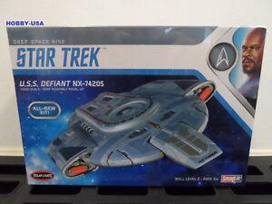Polar Lights 952 1/1000 Star Trek Deep Space Nine: USS Defiant  POL952