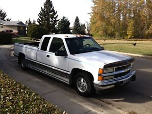 1995 Chevrolet Extended Cab Long Box 6.5 Turbo Diesel