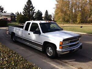 1995 Chevrolet Extended Cab Long Box 6.5 Turbo Diesel