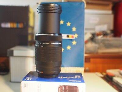 Olympus ED 75-300mm F4.8- 6.7 II  M.ZUIKO DIGITAL