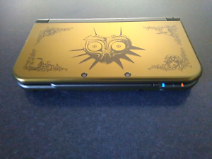 Nintendo 3DS xl Majora's Mask Edition On CFW With Games Rockingham Rockingham Area Preview