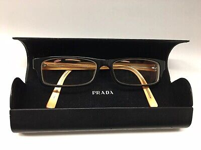 Prada Eyeglasses Frame - Women Black Frame