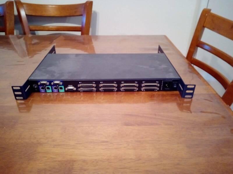 Dell 582RR 16 Port PS472 KVM