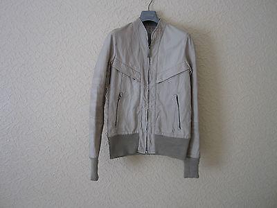 The Viridi-anne Leather Jacket
