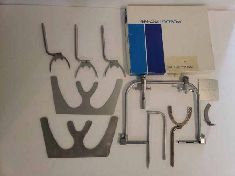 Hanau Dental Facebow 132-2SM With Original Box