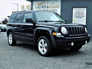 Jeep Patriot NORTH EDITION 2012 ***4X4,MAGS,AIR CLIMATISE***