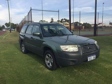 2006 Subaru Forester AUTOMATIC SUV $4599 ( MANAGER'S SPECIAL! )