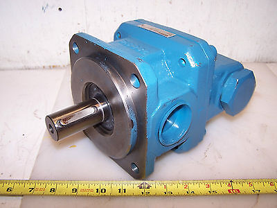 New Vickers Internal Hydraulic Gear Pump 25.5 Mlhr Model Gpa3-25 Ek2-30r