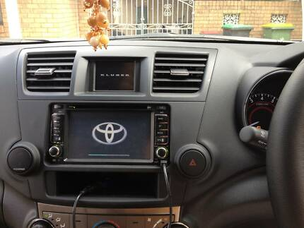 Toyota GPS DVD Auburn Auburn Area Preview