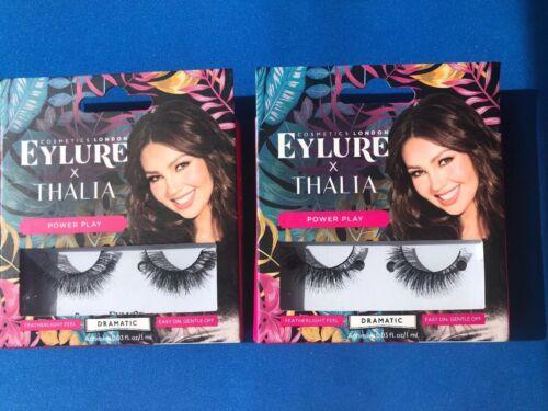 Cosmetics London Eylure X Thalia Lashes Power Play Dramatic