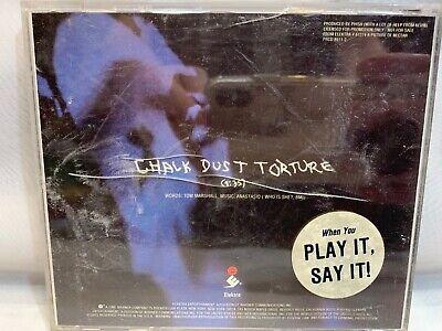 Phish Tiza Polvo Torture CD (Promo Simple)