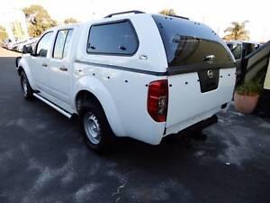 2012 Nissan Navara (#4528) RX 4WD 2.5L Diesel-Turbo, Manual