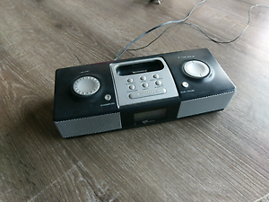 Icoustic clock radio with ipod dock (modal EB311) Chatswood West Willoughby Area Preview