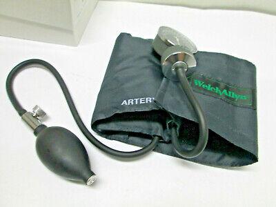 Welch Allyn 5090-02 Pocket Aneroid Sphygmomanometer Tycos Adult Blood Pressure