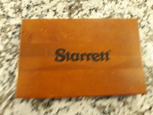 Starrett 6 inch  solid square no55