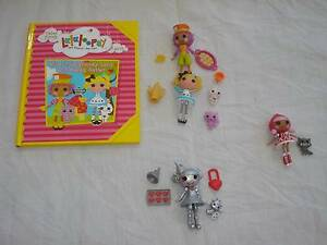 Fairytale Mini Lalaloopsy Dolls PRICES REDUCED Duncraig Joondalup Area Preview