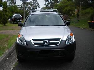 2005 Honda CR-V Wagon Nelson Bay Port Stephens Area Preview