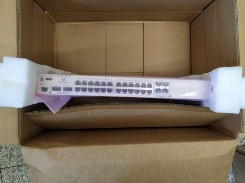 Alcatel Lucent Omniswitch OS6850-24X 24-Port Gigabit Ethernet Switch w/ Power