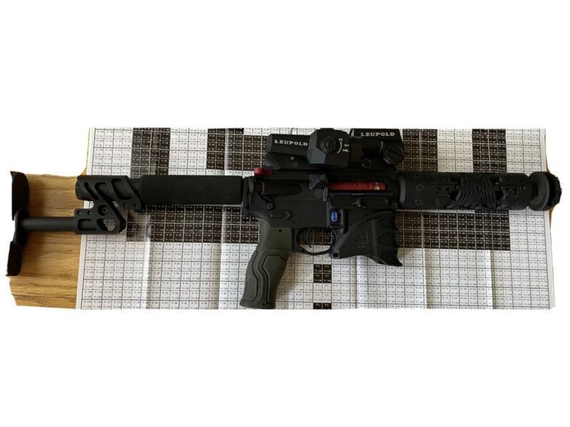 D-EVO 6x With Etched Reticle & LCO R/G Airsoft Targeting System/Ships From China