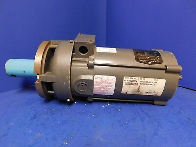 Baldor Reliance 34-7453-3946g1 34 Hp 180 Volt Dc Motor With Tachometer