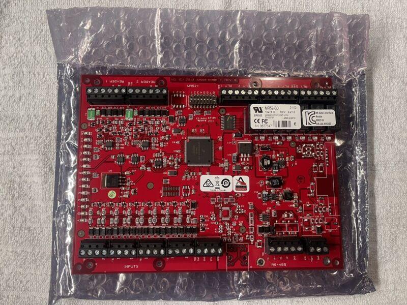 New Mercury MR52-S3 V3.21.3 Card Dual Reader Interface Panel Module