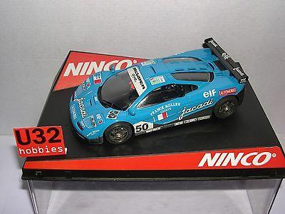 Ninco 50397 Mclaren GTR F1 50 le Mans 1995 Giroix-Délétraz-Grouillard Jacadi