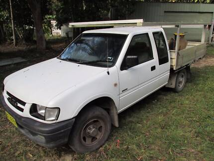 2002 Holden Rodeo space cab auto good condition low kms Clothiers Creek Tweed Heads Area Preview