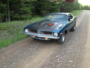 Plymouth cuda parts