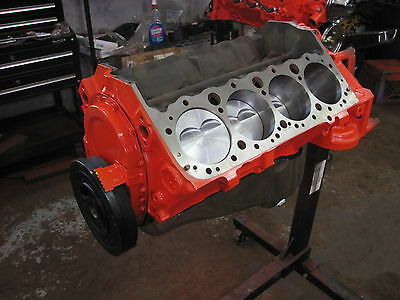 383 STROKER SHORT BLOCK CHEVY ENGINE BEST VALUE O
